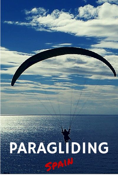 Have you ever dreamed of flying?Granada has some of Europe's most southern sites for paragliding Spain!Try a tandem experience with Hotel California. Read more on Almunecarinfo.com