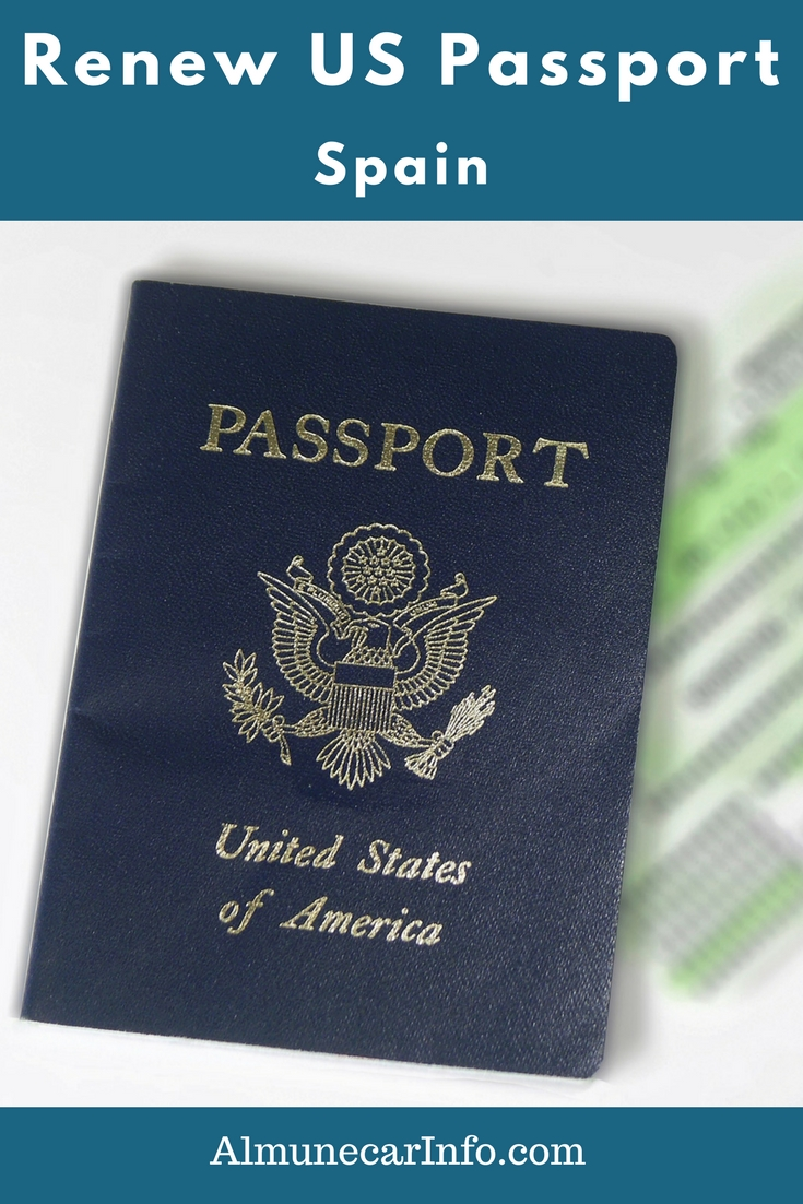 How to renew your us passport in spain malaga consulate falaconquin