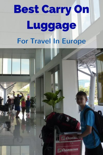 The Best Carry On Luggage For Europe. We also share with you the airline hand baggage and carry on luggage allowance. Read more on https://almunecarinfo.com/best-carry-on-luggage-travel-europe/