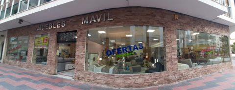 Muebles Mavil, probably the largest Almunecar Furniture Stores