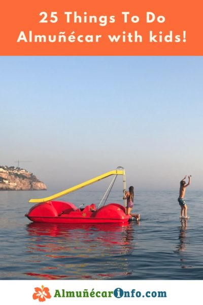The Best 25 Things To Do In Almuñécar With Kids. Whether you are spending 1 day in Almuñécar, 1 week, 1 month or all year, we share with the best 25 things to do in Almuñécar with kids! This isn't just a list of great things to do with kids, but it has been kid tested over and over again, with rave reviews. Yes, we have kids and friends, so this list comes to you with much experience and expertise. Enjoy your family time in Almuñécar with kids! By the way you don't need to be a kid to have a blast, so join in on the fun.. Read more on Almunecarinfo.com