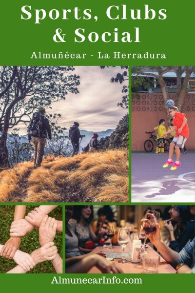 Almuñecar social groups, there's nothing better than a sense of community & support. There are many social groups available in Almuñecar Spain. Read more on Almunecarinfo.com