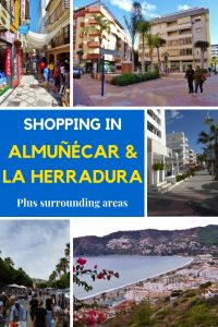 You can find just about anything for your daily needs when shopping inAlmuñécar or shopping in La Herradura. Once in a while you may want to go to a big shopping center, so we share some of those options with you too. Read more on Almunecarinfo.com