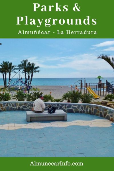 If you have little ones, you will enjoy theAlmuñécar playgrounds and parks. This will be a greatplace forthem to burn off a little energy. Read more on Almunecarinfo.com