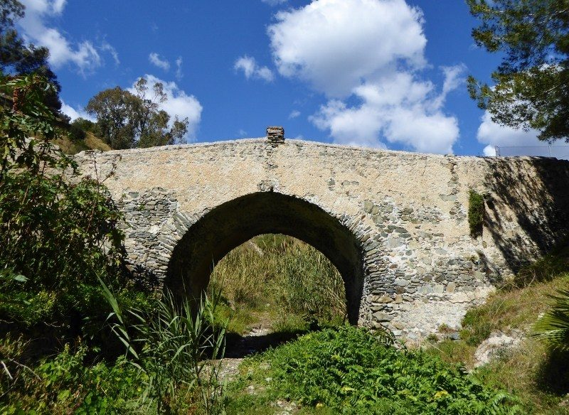 Almunecar-Spain-Roman-Bridge-of-Cotobro. If you are looking for things to do in Almunecar Spain, these should get you started. There is no shortage of culture and history in the 5th oldest town in Spain! From exploring the mountains to the sea, you will make lasting memories. It's likely you will have some amazing photos to walk away with as well.