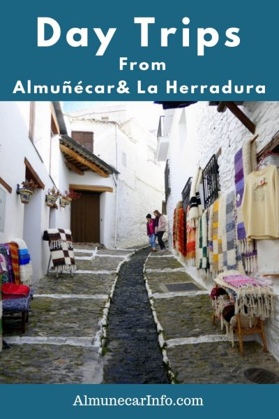Day trips from Costa Tropical - If you are just looking to explore a little outside of the city for the day, we have many options for you to choose from. Of course, we have these listed as day trips from Almuñécar & La Herradura (Costa Tropical), but you obviously can depart from where you like. It is just some inspiration for you to try out some new places. Read more on Almunecarinfo.com