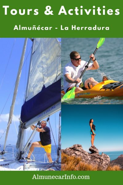 Things to do in Almunecar Spain. All of these activities and tours for Almuñécar & La Herradura are great for the entire family. So come have some fun! Read more on Almunecarinfo.com