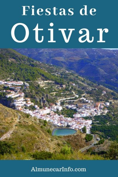 At the beginning of December each year we can look forward to the Fiestas de Otivar, in honor of the Inmaculada Concepción (Immaculate Conception)! This beautiful pueblo blanco perched in the hills about 20 minutes outside of Almuñécar. The village come alive for 3 days and nights, with events, music, lights, food and fun. Read more on Almunecarinfo.com