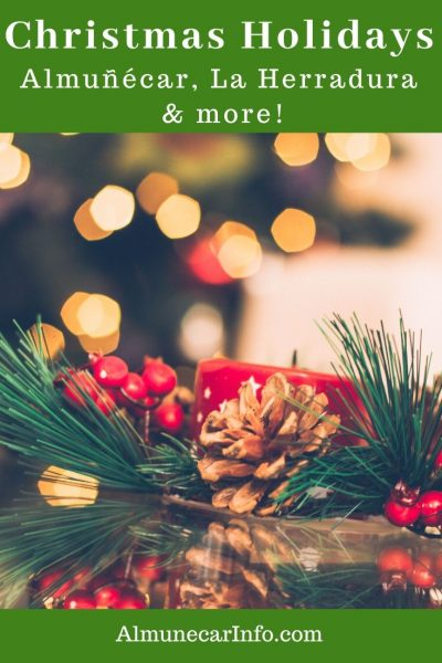 We have compiled a list of things to do for Christmas in Almuñécar & La Herradura, as well as Christmas in Malaga and Granada.. Including events for January and Los Tres Reyes (The 3 Kings). Here's to the Christmas season Almuñécar & La Herradura. Read more on Almunecarinfo.com