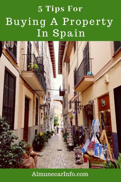 If you have a dream of buying a property in Spain, you will want to read this post. These are the top tips from a seasoned lawyer in Spain and they are here to help you with the process. Read more on AlmunecarInfo.com