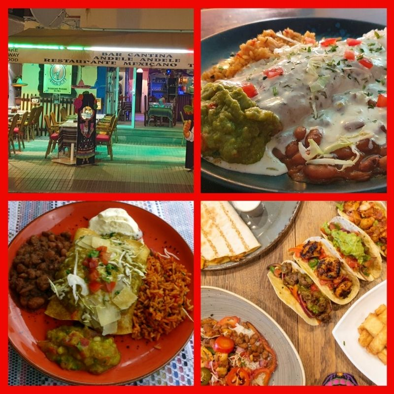 Get a little taste of Tex-Mex in Nerja! Serving all of the favorites, including; nachos, burritos, tacos, chimichangas, fajitas, enchiladas, and so much more. You can dine in, eat on the terrace, or order take away. Read more on Almunecarinfo.com