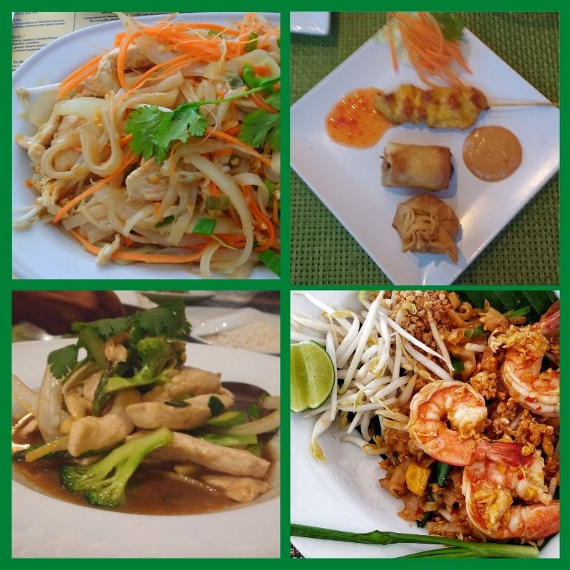 Yuu Taley and Wai Wai Wok - Nerja Delicious Thai Food, with indoor or outdoor dining and take away too! Read more about international restaurants on Almunecar Info https://almunecarinfo.com