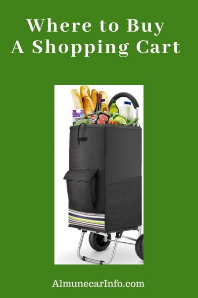 Where to buy Shopping Carts With Wheels (Trolley & Carriage) on the Costa Tropical. Use a shopping trolley and it will ease your walk home. Read more on Almunecarinfo.com